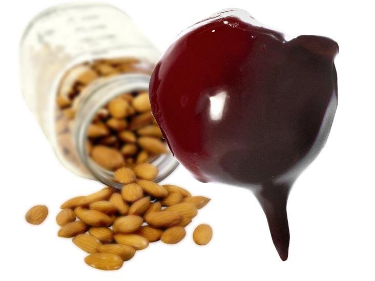 chocolate cherry almond